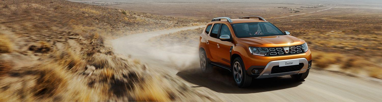 W ofercie Smart StartNowa Dacia Duster